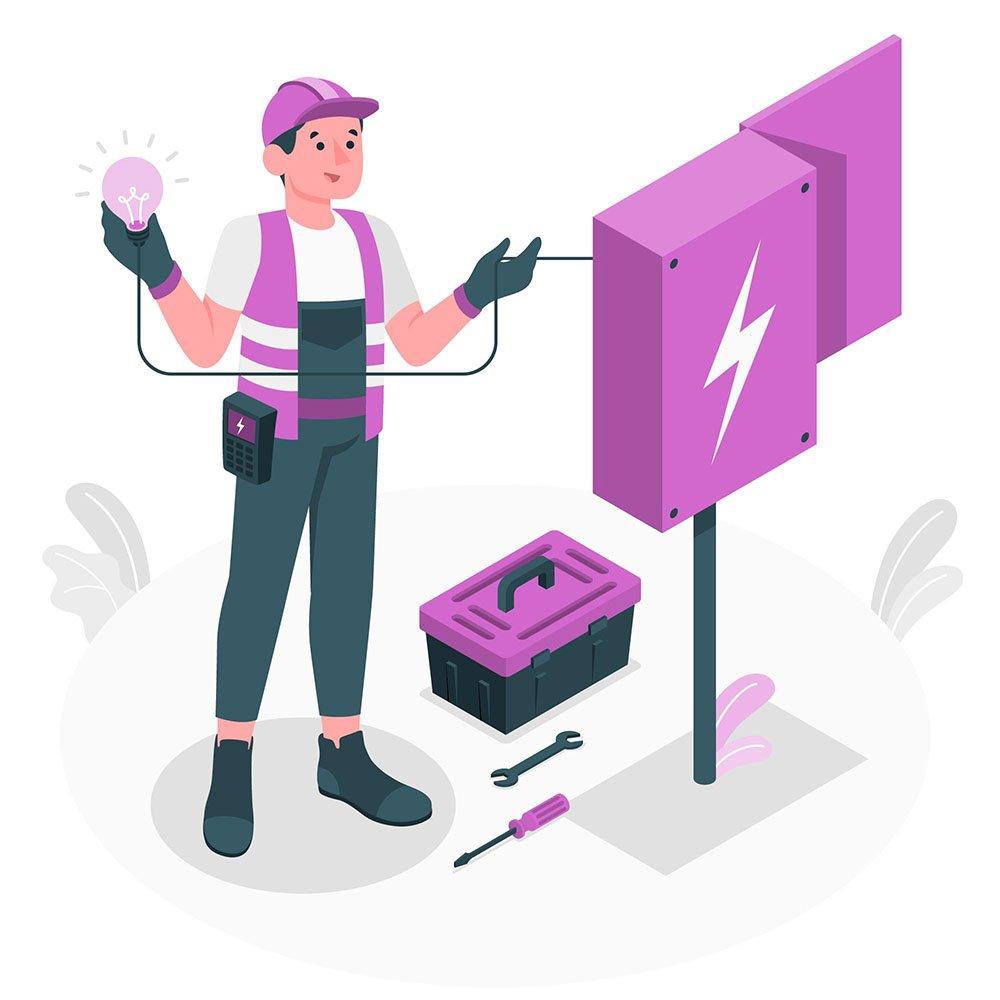 איך שומרים על המחשבים מפני עומסי חשמל?